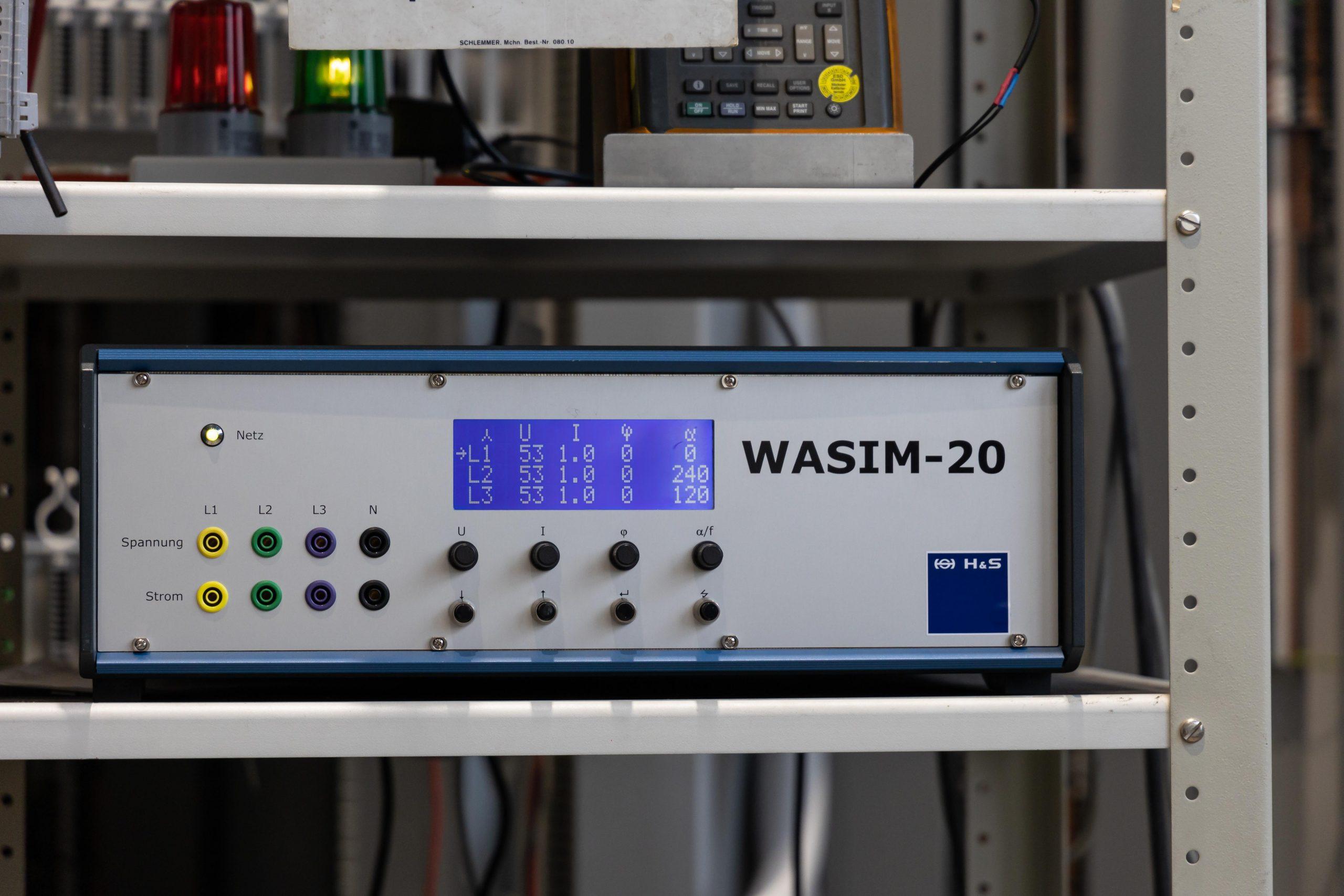 Systemtechnik - WASIM 20